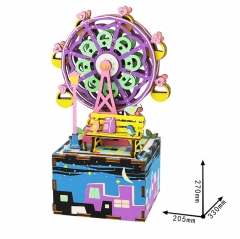 feris wheel music box